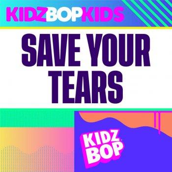 Testi Save Your Tears