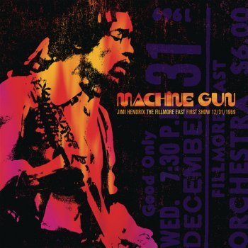 Testi Machine Gun: Live at the Fillmore East 12/31/1969 (First Show)