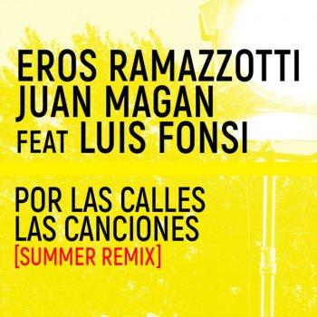 Testi Por Las Calles Las Canciones (Summer Remix)