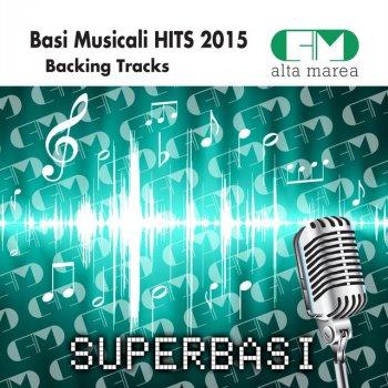 Testi Basi Musicali Hits 2015 (Backing Tracks Altamarea)