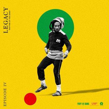 Testi Bob Marley Legacy: Rhythm of the Game