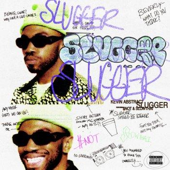 Testi SLUGGER (feat. $NOT & slowthai) - Single