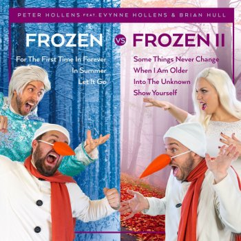 Testi Frozen vs Frozen 2 (feat. Brian Hull & Evynne Hollens) - Single