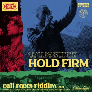 Hold Firm - Single - cover art