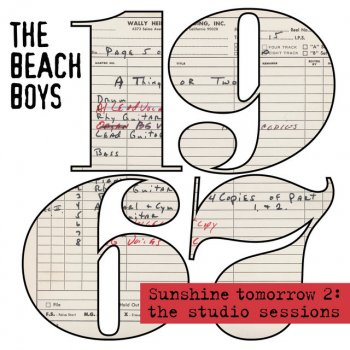Testi 1967 - Sunshine Tomorrow 2 - The Studio Sessions