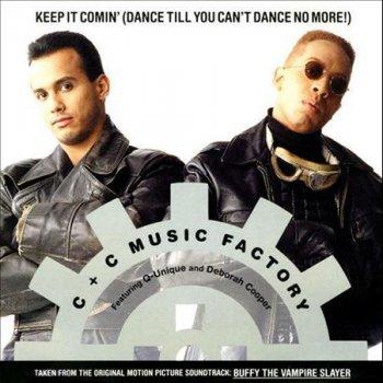 Testi Keep It Comin' Dance Remixes