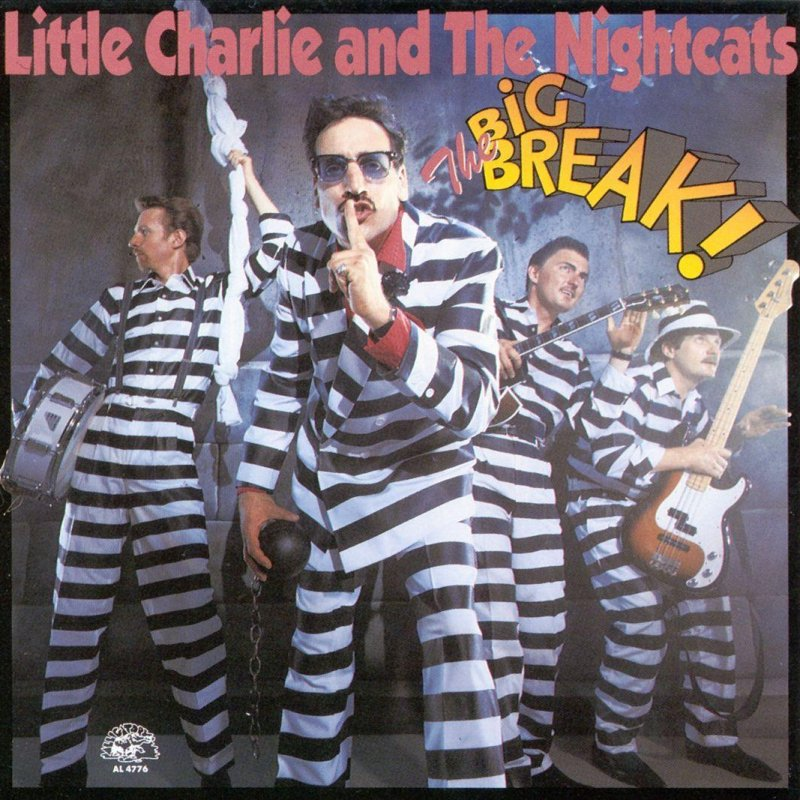 Little charlie and the nightcats lyrics
