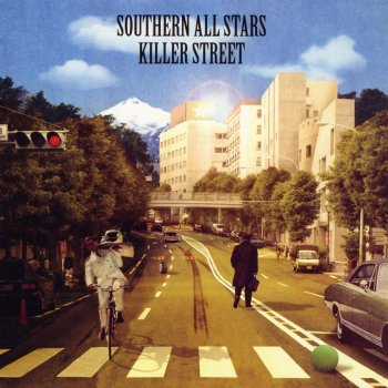 """The Track for the Japanese Typical Foods called """"Karaage"""" & """"Soba"""" 〜 キラーストリート (Reprise) by Southern All Stars - cover art"""
