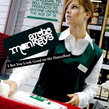 I Bet You Look Good on the Dancefloor by Arctic Monkeys - cover art