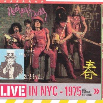 New York Dolls : PERSONALITY CRISIS lyrics