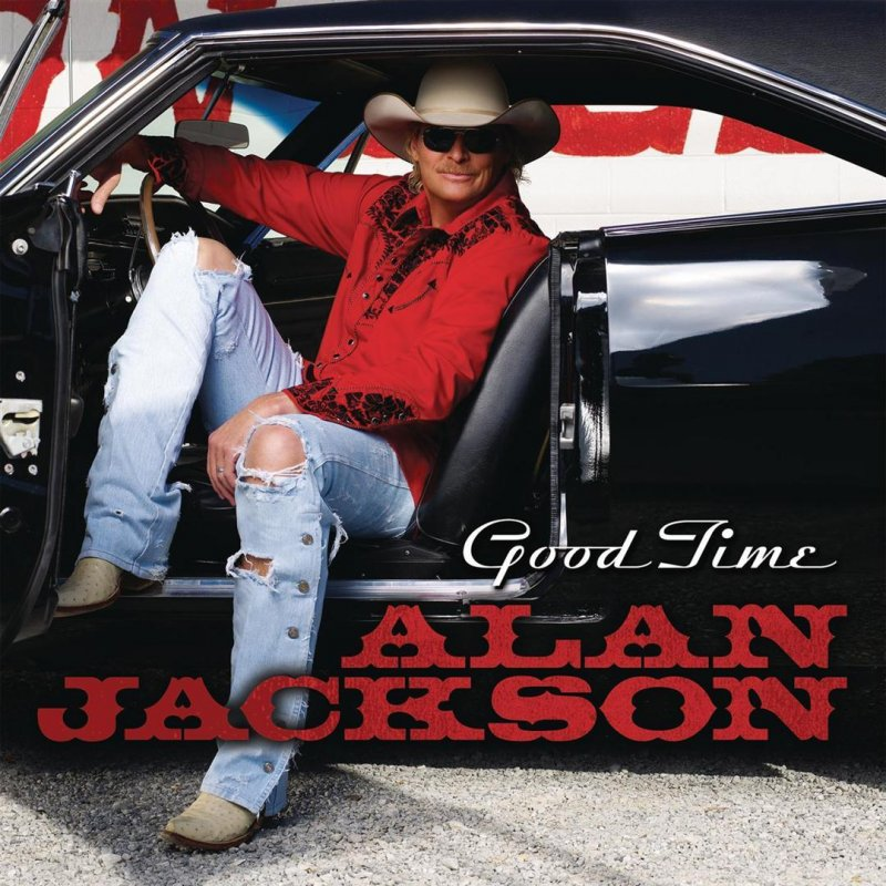 Good Time - Alan Jackson - YouTube