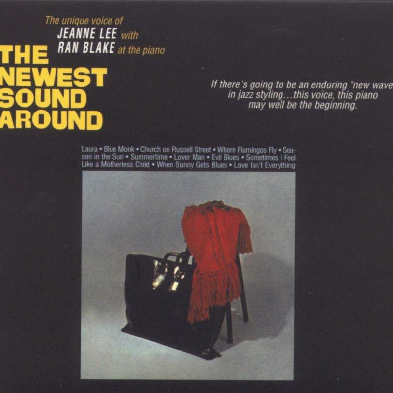 Jeanne Lee With Ran Blake - The Newest Sound Around