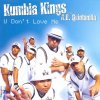 U Don't Love Me Kumbia Kings - cover art