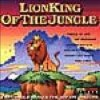 Lion King of the Jungle The Jungle Band & the Safari Singers - cover art
