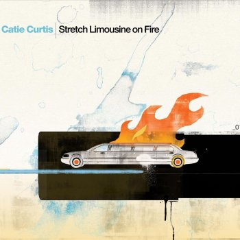 Testi Stretch Limousine on Fire