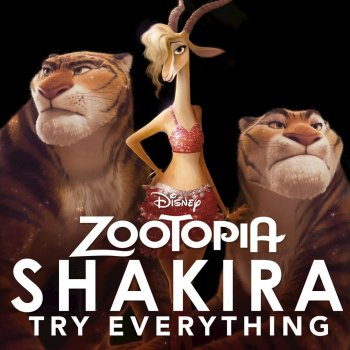 "Testi Try Everything (From ""Zootopia"") - Single"