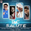 DC Salute Various Artists - cover art