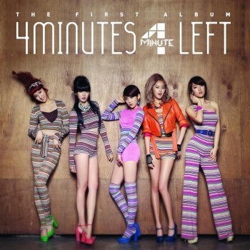 Heart to Heart by 4Minute - cover art