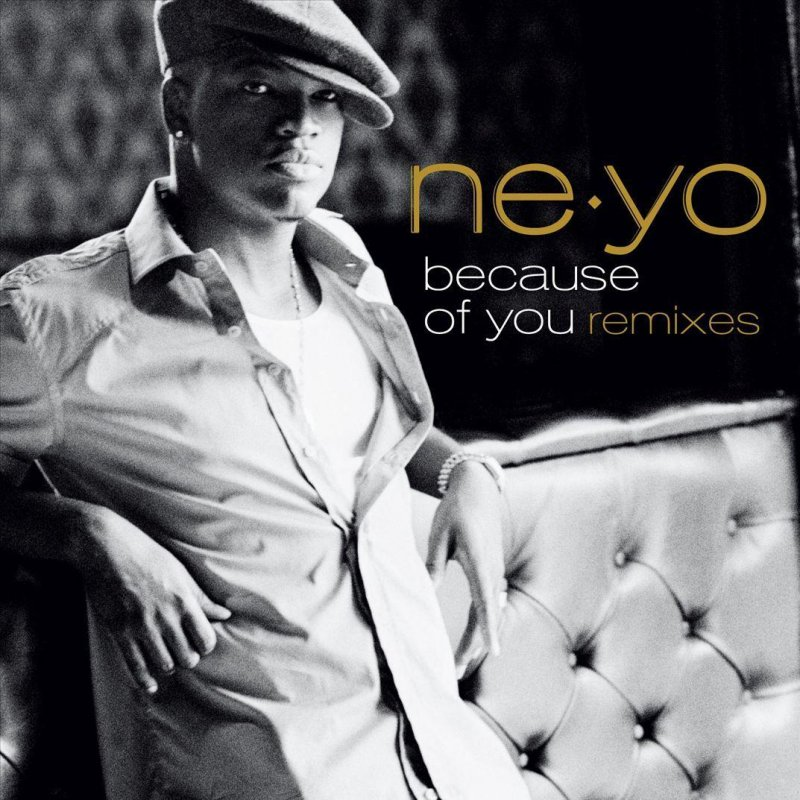 ne yo because of you lyrics - 800×800
