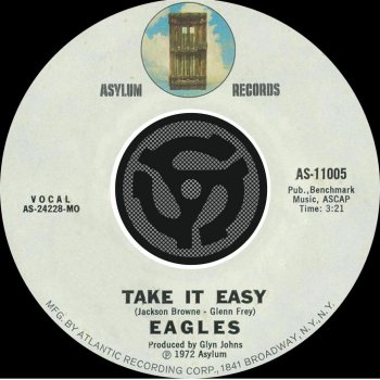 Testi Take It Easy / Get You In the Mood