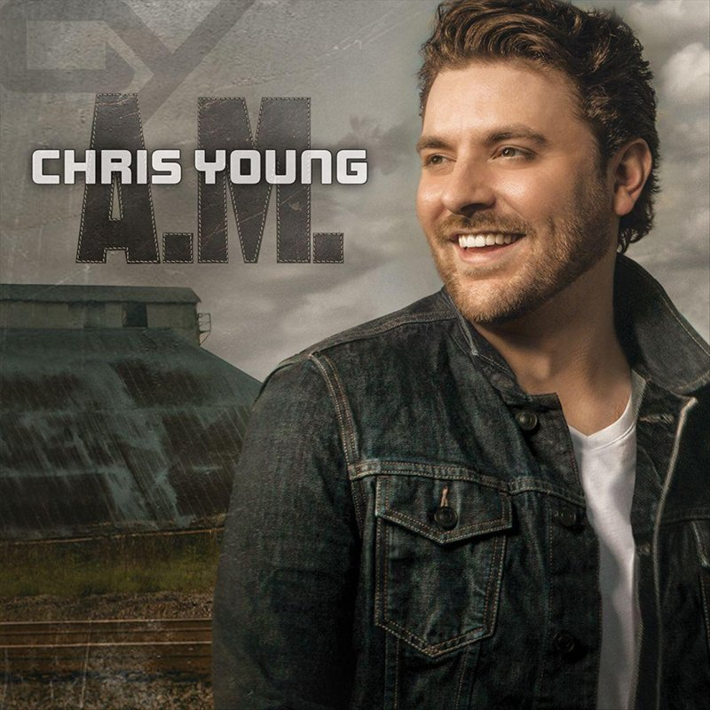 Chris Young: Chris Young - Who I Am With You Lyrics