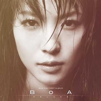 Eat You Up by BoA - cover art