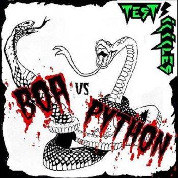 Testi Boa vs. Python