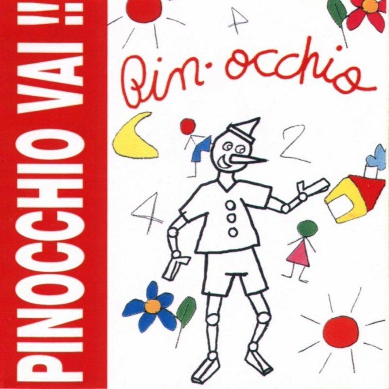 Lyric pinocchio lyrics : Pin-Occhio - Pinocchio vai !! Lyrics | Musixmatch