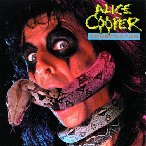 Alice Cooper - He's Back (The Man Behind The Mask) Lyrics