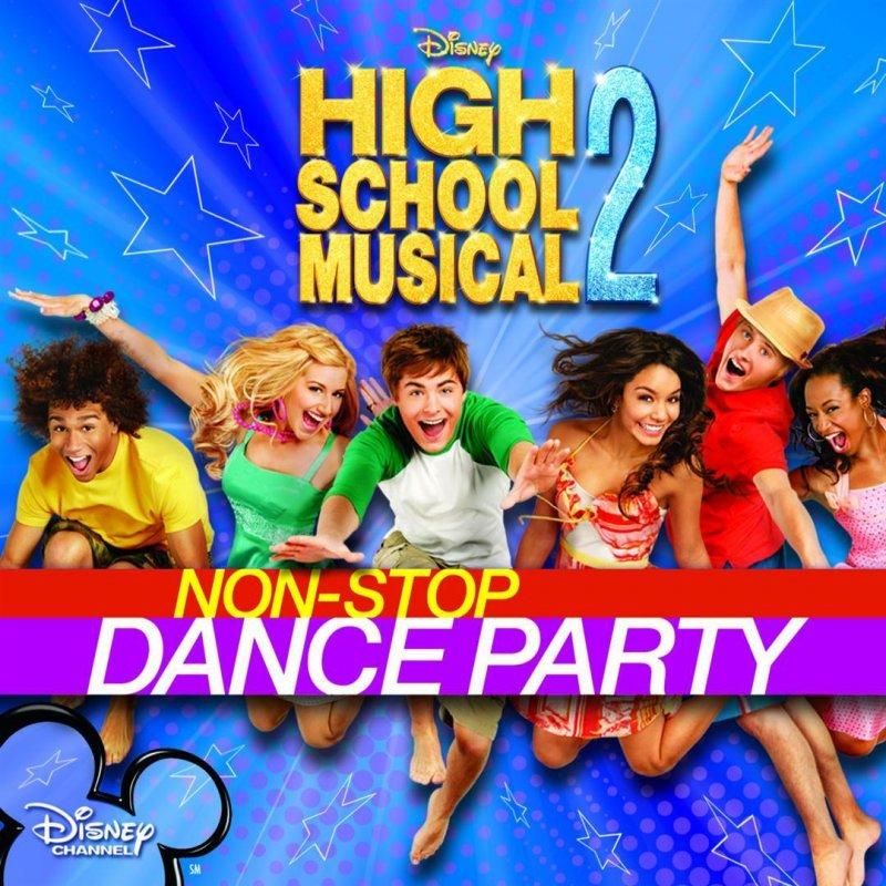 High School Musical - The Megamix Lyrics