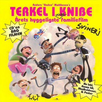 Terkel i knibe - cover art