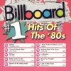 Billboard #1 Hits of the 80's Various Artists - cover art