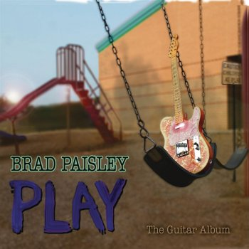 Cluster Pluck by Brad Paisley - cover art