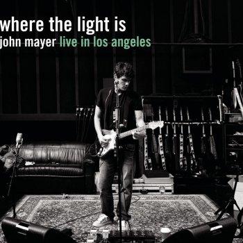 Free Fallin' (Live) by John Mayer - cover art