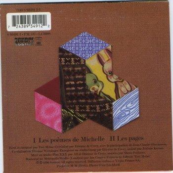 Letras Del álbum Les Poèmes De Michelle Remixes De Téri