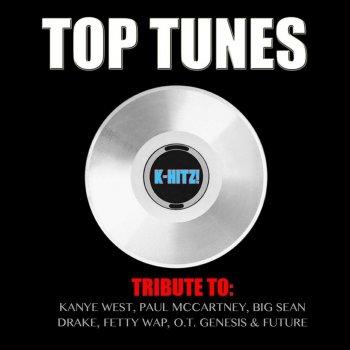 Testi Top Tunes (Tribute to Kanye West, Paul McCartney, Big Sean, Drake, Fetty Wap, O.T. Genesis, & Future)