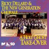 A Holy Ghost Take-Over Ricky Dillard & New G - cover art