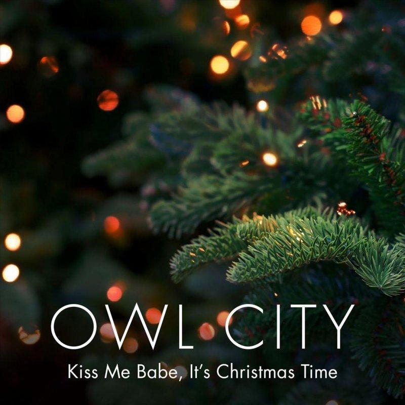 christmas song lyrics owl city
