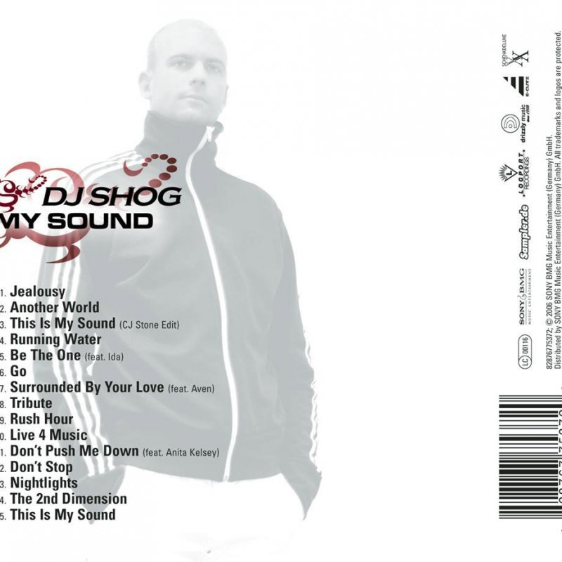 dj shog surrounded by your love