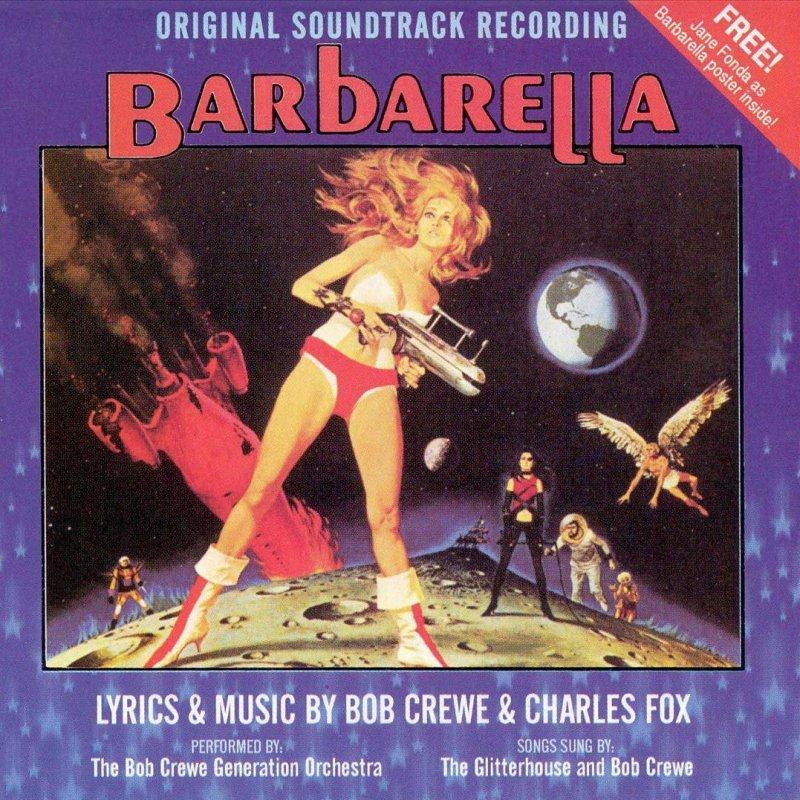 Bob Crewe Generation Orchestra The Barbarella Motion Picture Soundtrack