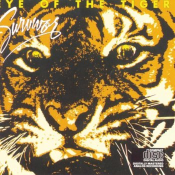 Eye of the Tiger by Survivor - cover art