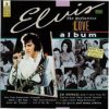 The Definitive Love Album Elvis Presley - cover art
