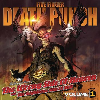 Wrong Side of Heaven by Five Finger Death Punch - cover art