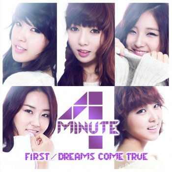 Highlight (original version) by 4Minute - cover art