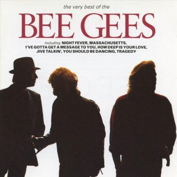 Night Fever by Bee Gees - cover art