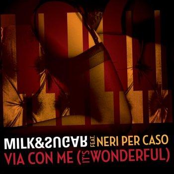 Testi Via Con Me (It's Wonderful) [Remixes]