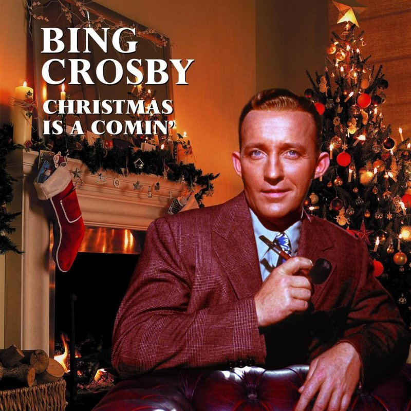 bing crosby christmas is a comin lyrics musixmatch - Bing Crosby Christmas