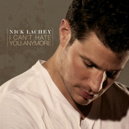 Nick lachey i cant hate you anymore lyrics