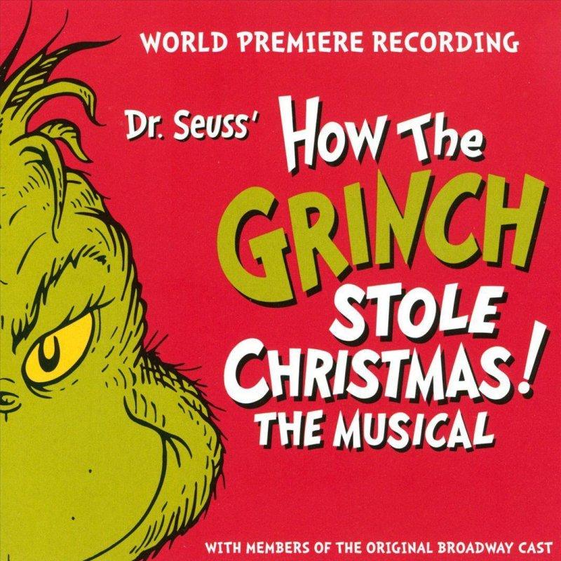 How The Grinch Stole Christmas Lyrics.Dr Seuss How The Grinch Stole Christmas Ensemble Who