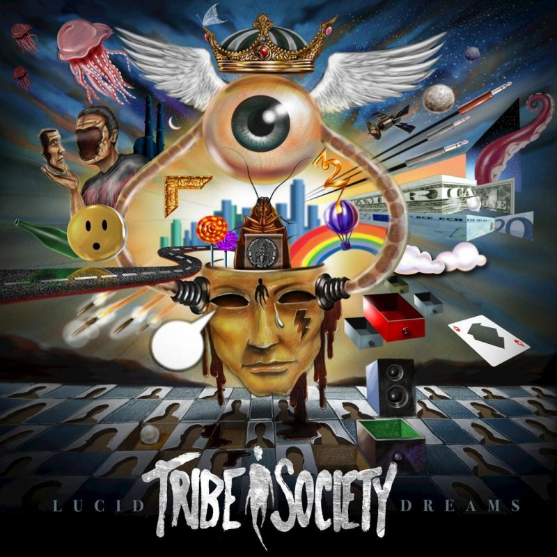 Tribe Society - Lucid Dreams Lyrics | Musixmatch